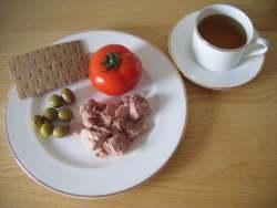 Healthy breakfast menu