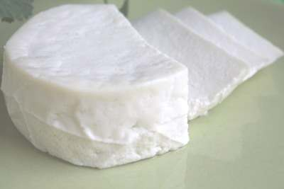 Making Goat Cheese