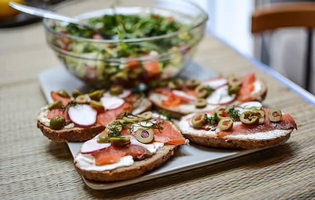 mediterraneran diet foods