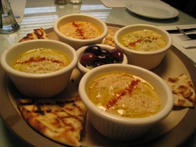 Heavenly Hummus!
