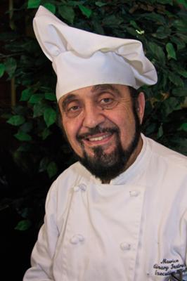 Chef Maurice Afraimi